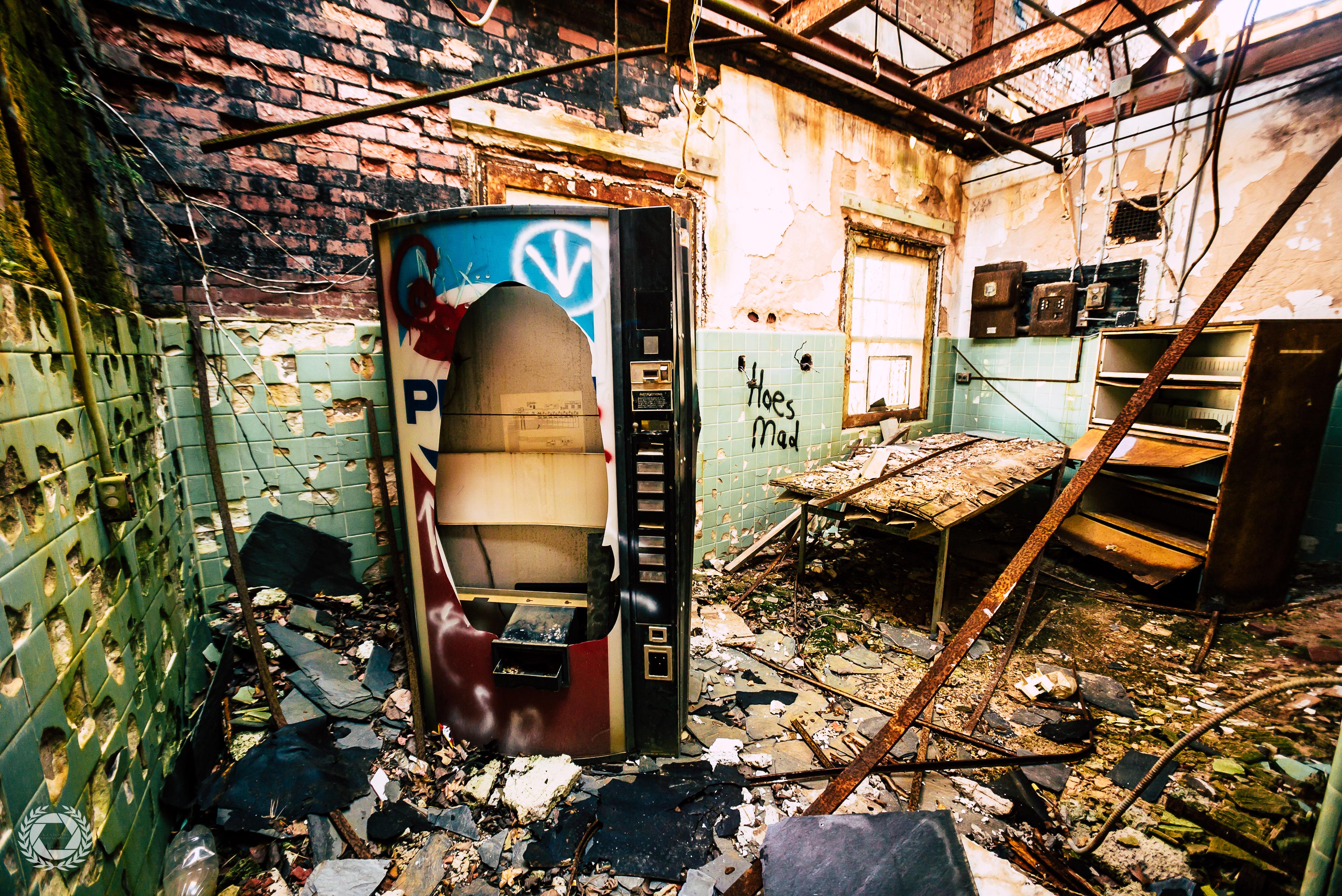 Abandoned Fort Haven Asylum WM-47