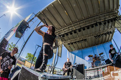 Blessthefall Live - Extreme Thing