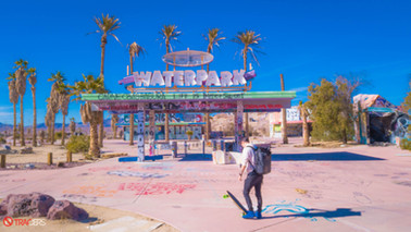 Abandoned Waterpark