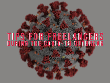 Tips for Freelancers During the COVID-19 Outbreak