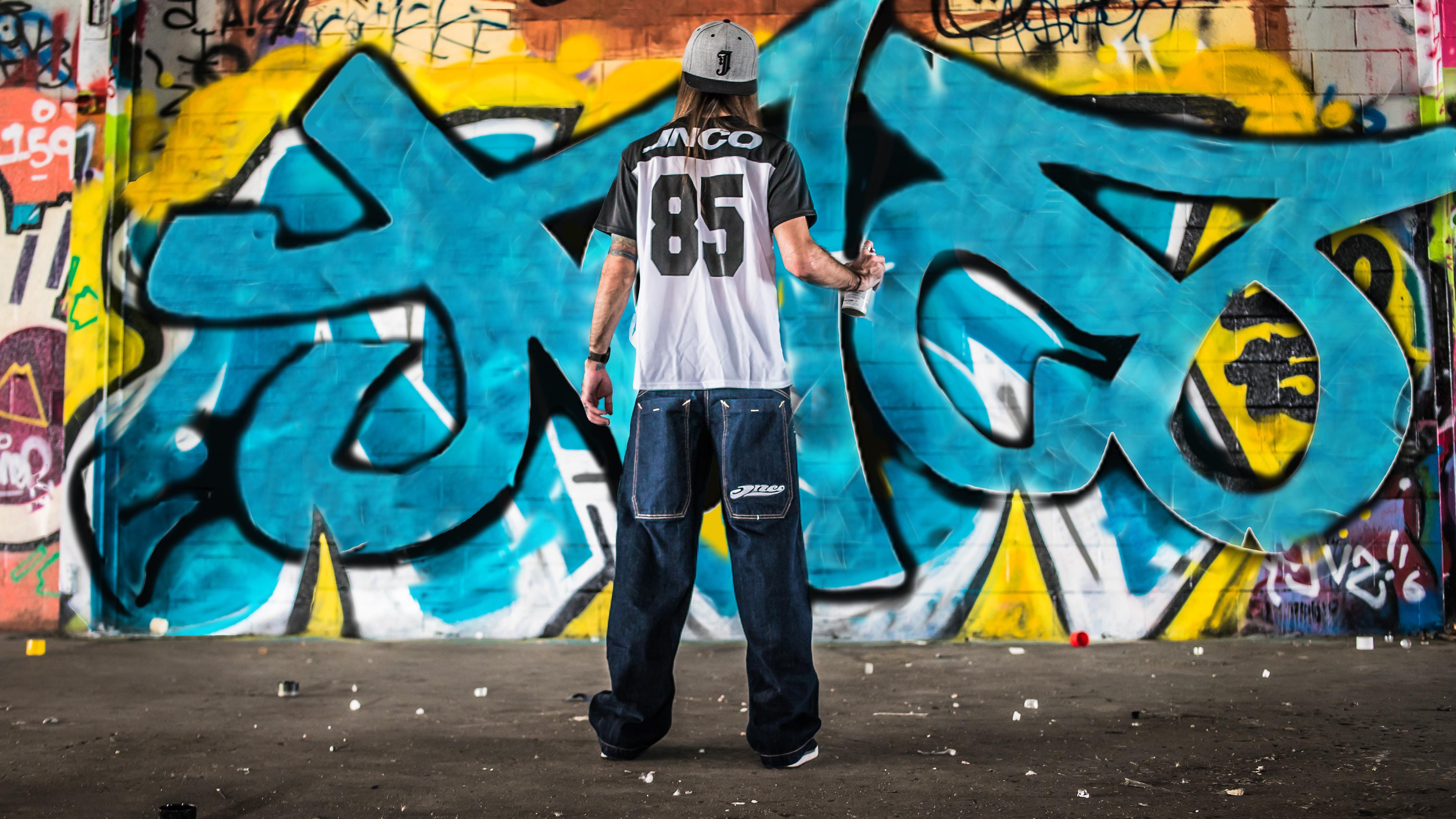 JNCO Graffiti