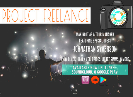 Laminate Pullers - Tour Managing 101 with Jon Syverson | Project Freelance