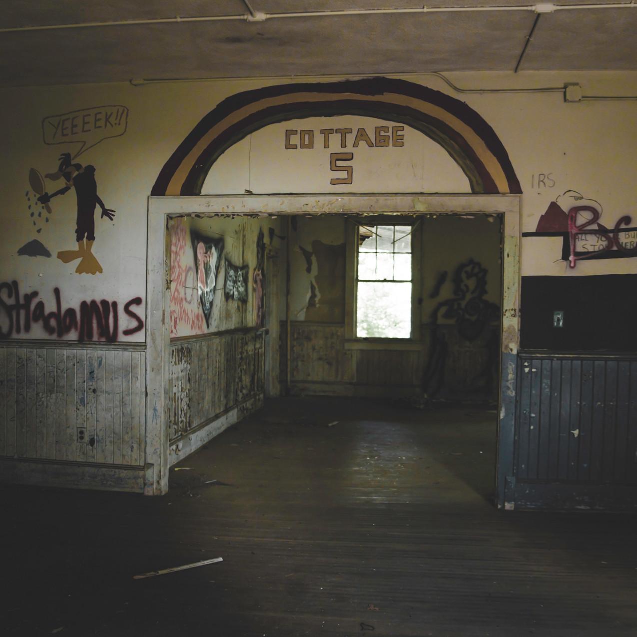 Abandoned Boys Prison - Charlotte, NC-3
