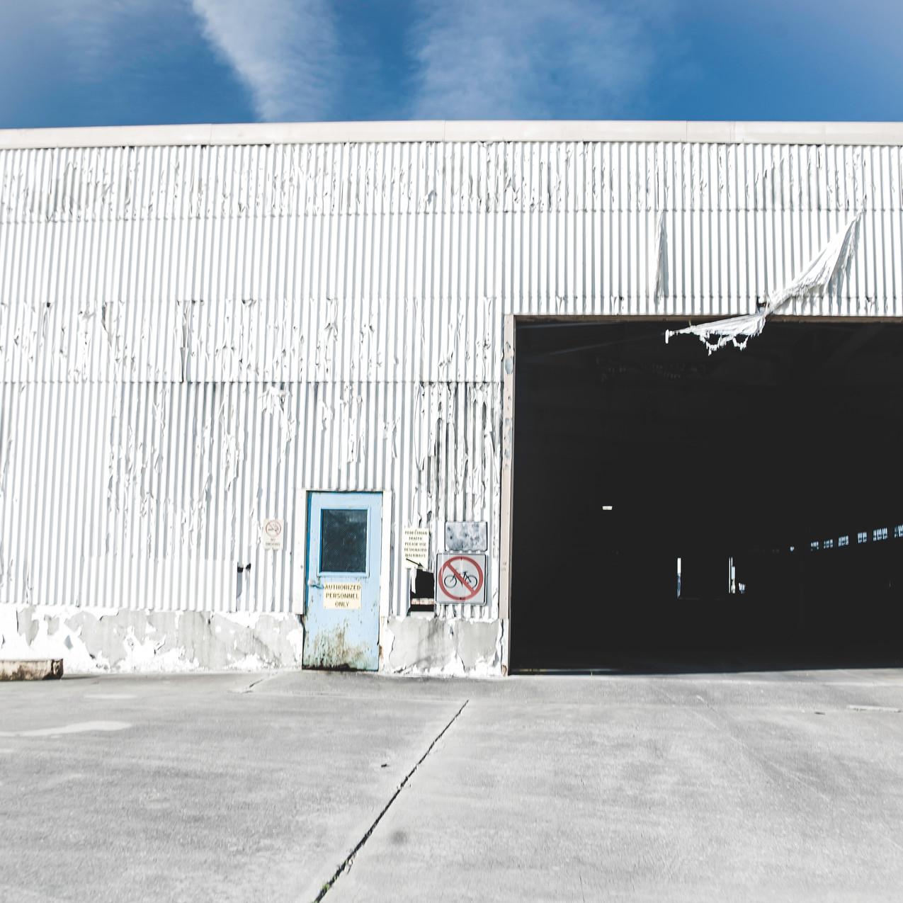 Abandoned Factory - Brunswick, GA-4