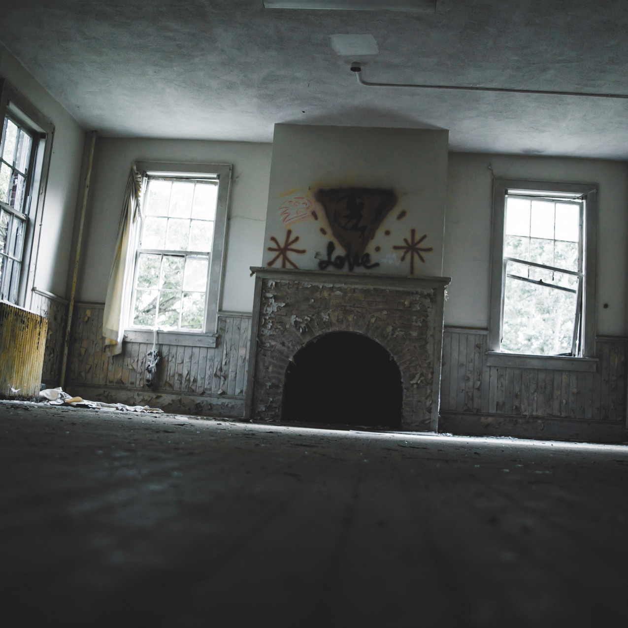 Abandoned Boys Prison - Charlotte, NC-4