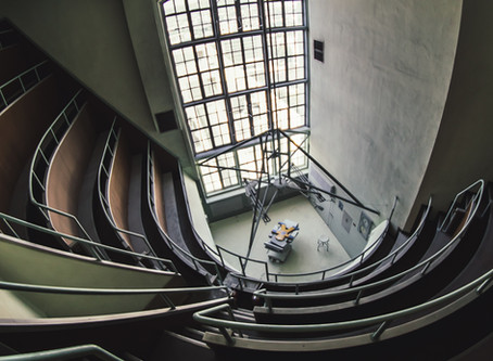 Abandoned Hospital | Los Angeles, CA