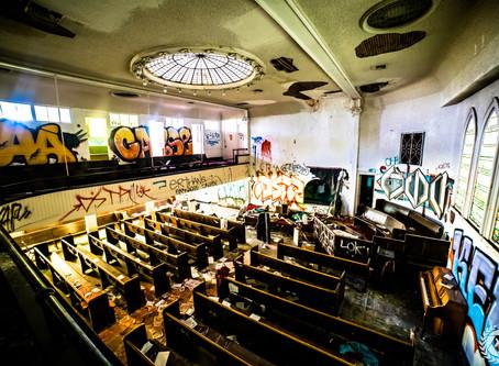 Abandoned Church I | Los Angeles, CA
