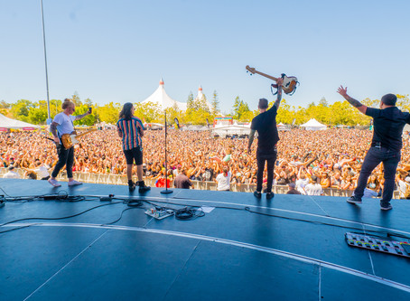 The Final Vans Warped Tour - Photo Blog
