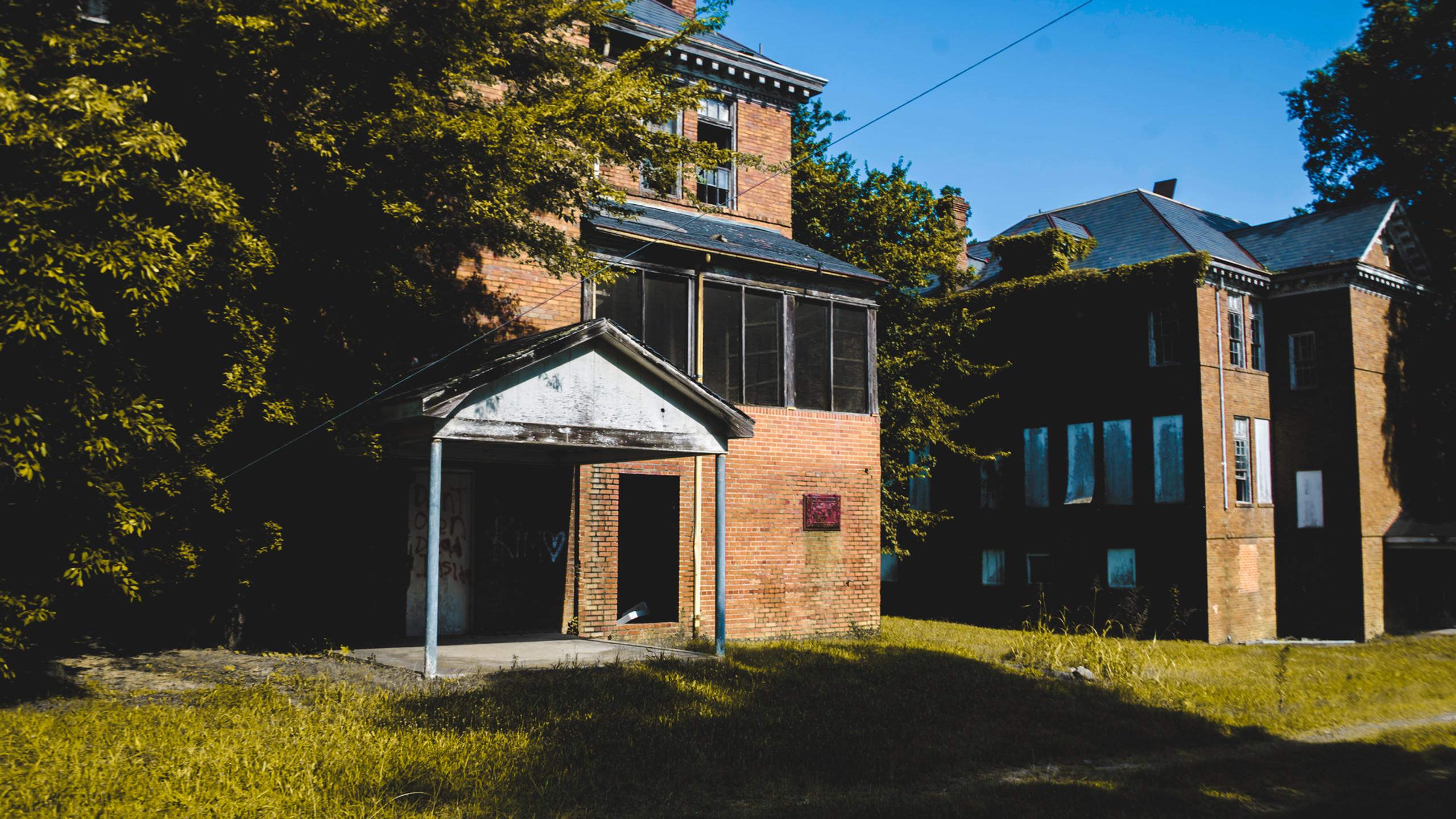 Abandoned Boys Prison - Charlotte, NC-25