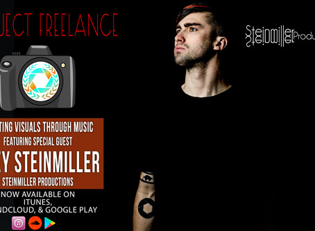 Creating Visuals Through Music Ft. Casey Steinmiller | Project Freelance