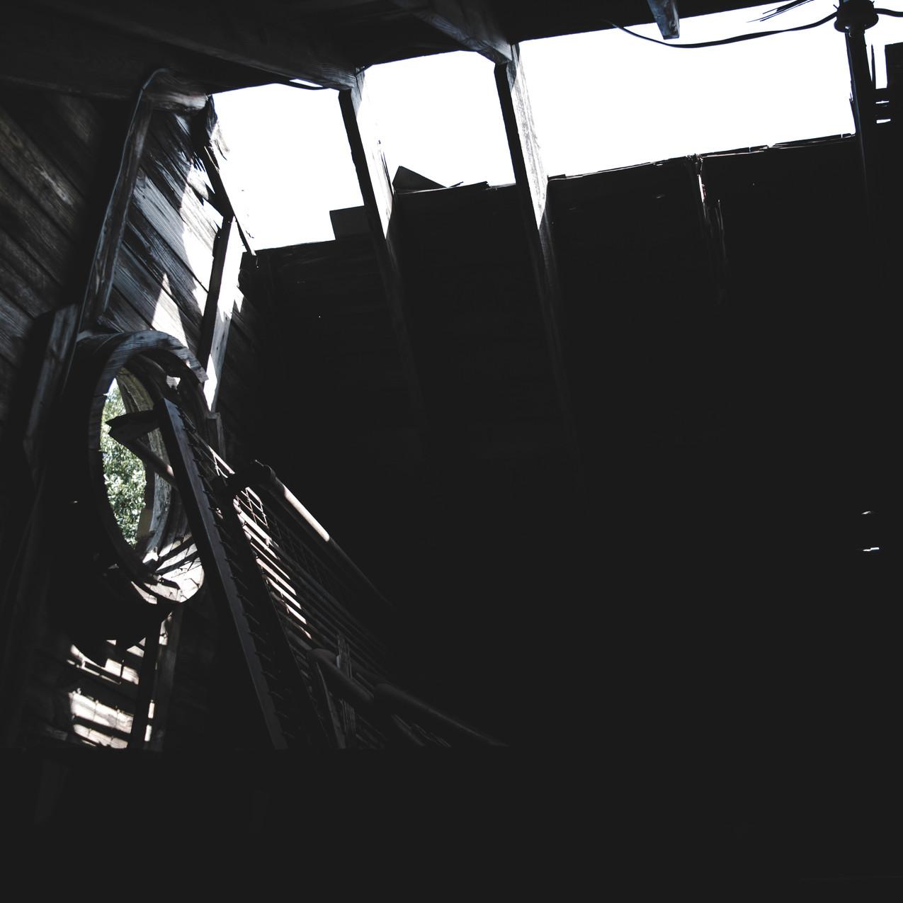 Abandoned Boys Prison - Charlotte, NC-18