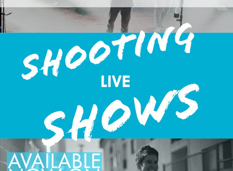 Alex Wolf | Tips for Shooting Live Concerts