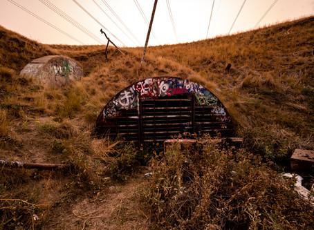 Abandoned Underground Military Base