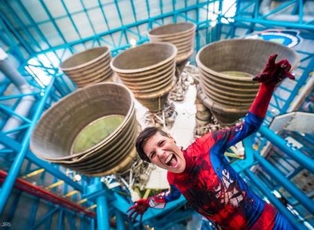 Behind The Scenes of NASA | #NASAsocial