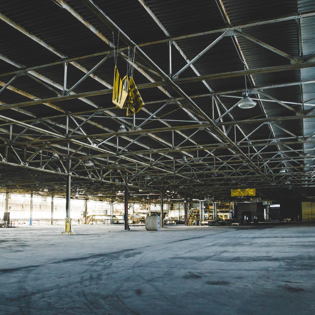 Abandoned Factory - Brunswick, GA-10