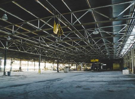 Abandoned Georgia | Ford Car Factory