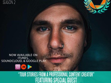 Project Freelance - Episode 15: Tour Stories From A Professional Content Creator (ft. @WheresBryce)
