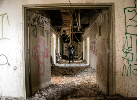 Abandoned Dental Hospital