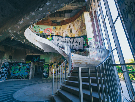 The Abandoned Panoramico De Monsanto