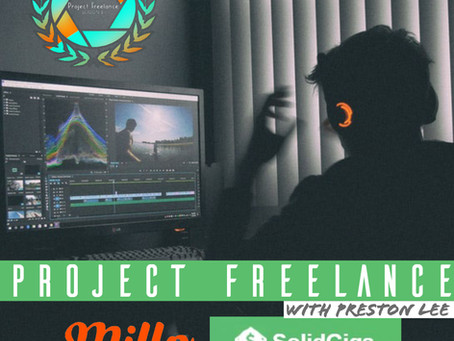 Creating a Space for Creators with Preston Lee of Millo & Solidgigs