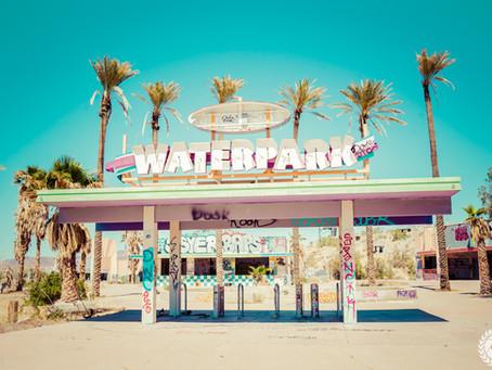 Abandoned Waterpark | California Urban Exploration