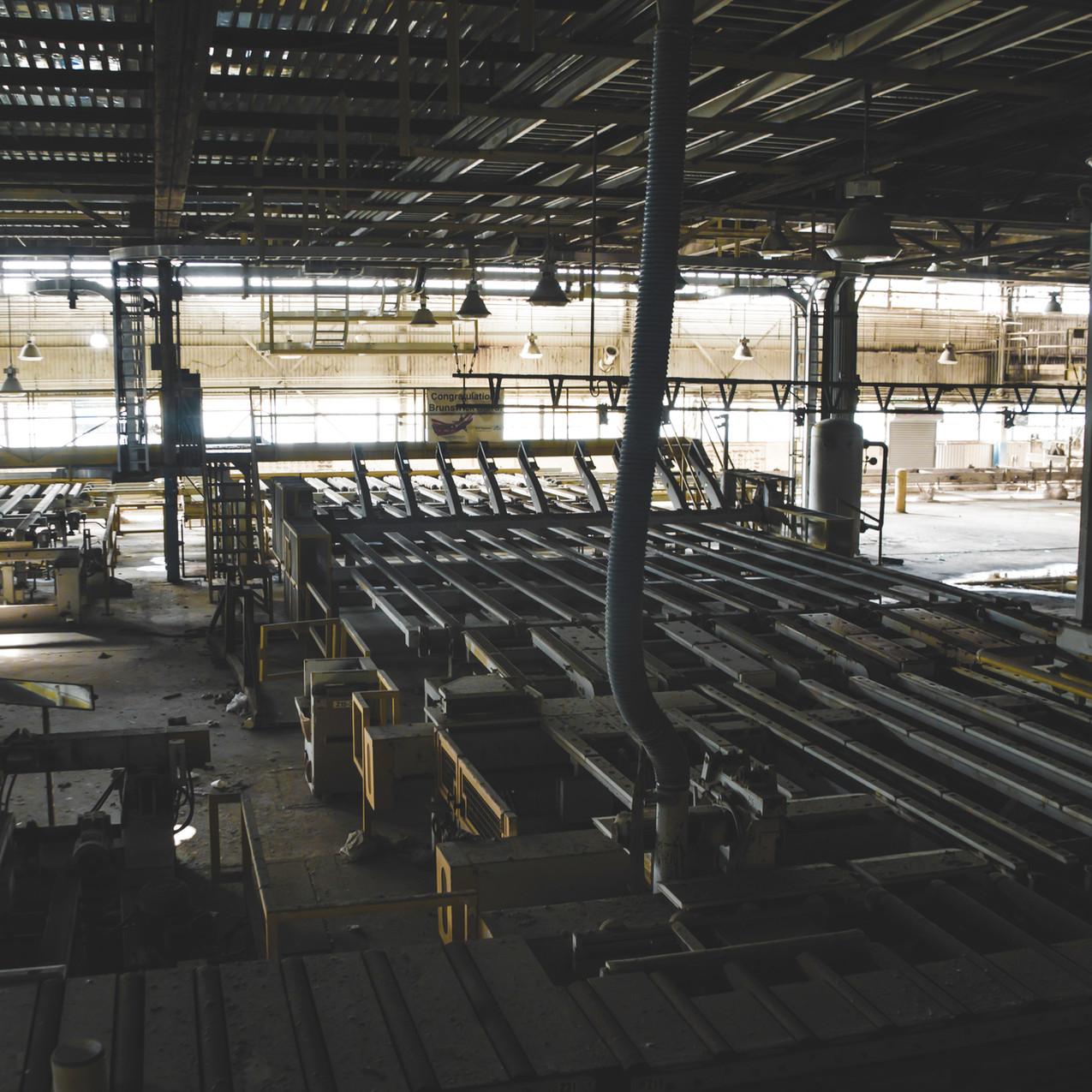 Abandoned Factory - Brunswick, GA-19