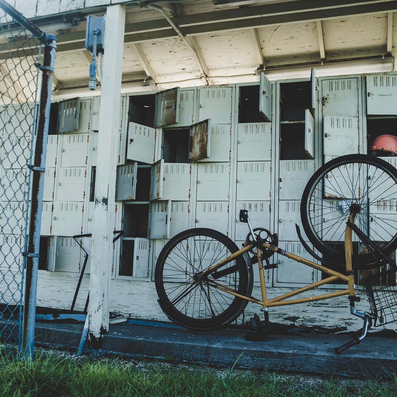 Abandoned Factory - Brunswick, GA-2