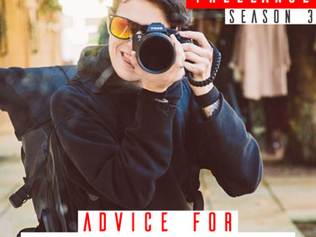 Advice for Photography Students // Project Freelance Fan Session 2