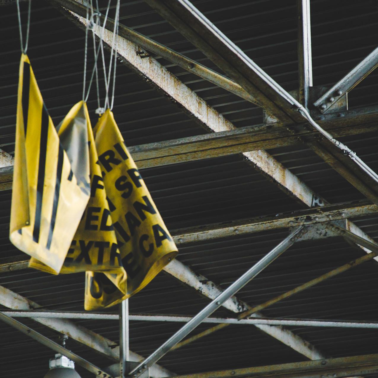 Abandoned Factory - Brunswick, GA-9