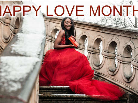 LOVE MONTH