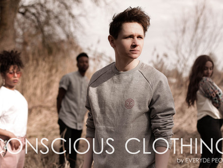 CONSCIOUS CLOTHING BY EVERYDĖ PEOPLE