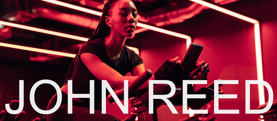 JOHN REED - MORE THAN FITNESS