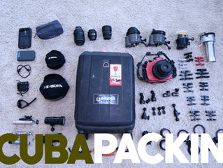 How to pack for Scuba trips