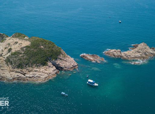 Discover Trio Islands with Sai Kung Scuba