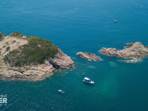 Discover Trio Islands with Sai Kung Scuba