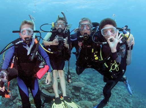 Family Day - Dive & Snorkel with Family