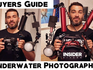 Underwater Photography Buyers Guide 2021
