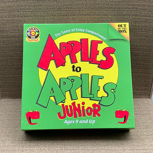 Apples to Apples (Junior) Game