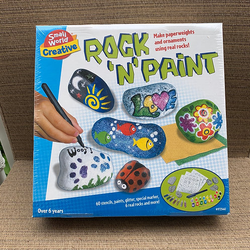 Rock N Paint Craft Kit