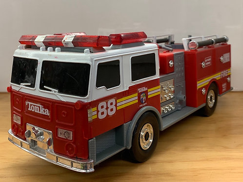Tonka Fire Truck, Lights and Sound