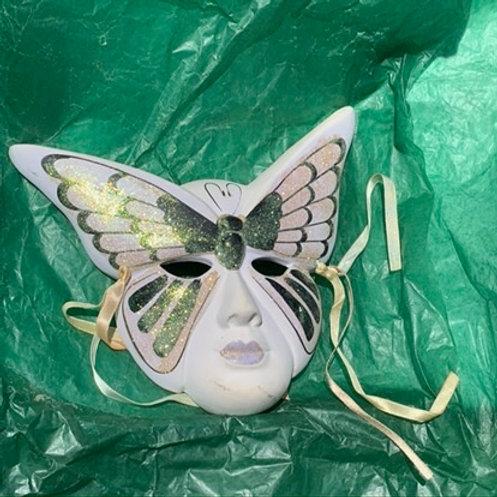 Butterfly Mardi Gras Mask, 1989