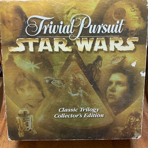 Trivial Pursuit - Star Wars Collectors Edition (1997)