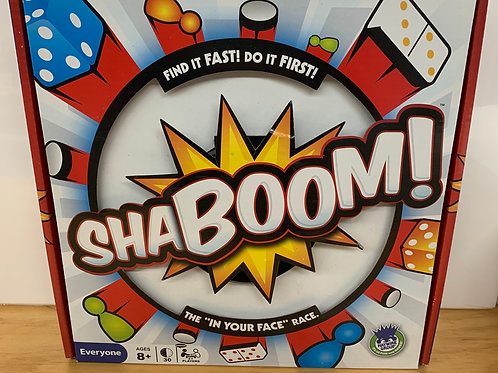 Shaboom! Family Game