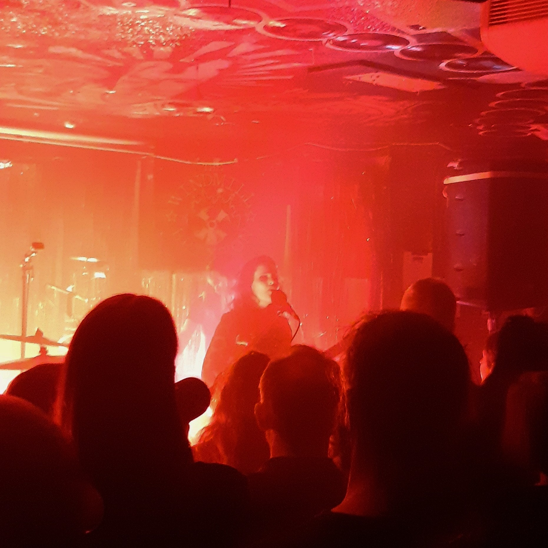 Anna Calvi, The Windmill Brixton, 2020