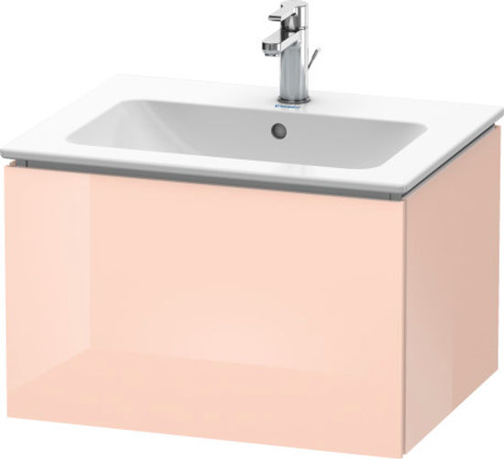 """Duravit LC614005151 L-Cube 24-3/8"""" Wall Mounted Vanity Cabinet Only"""