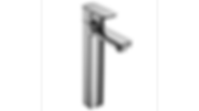 Toto TL630SDH#CP Upton Single Hole Bathroom Faucet Vessel with Single Lever Handle - Free Metal Pop-Up Drain Assembly with purchase