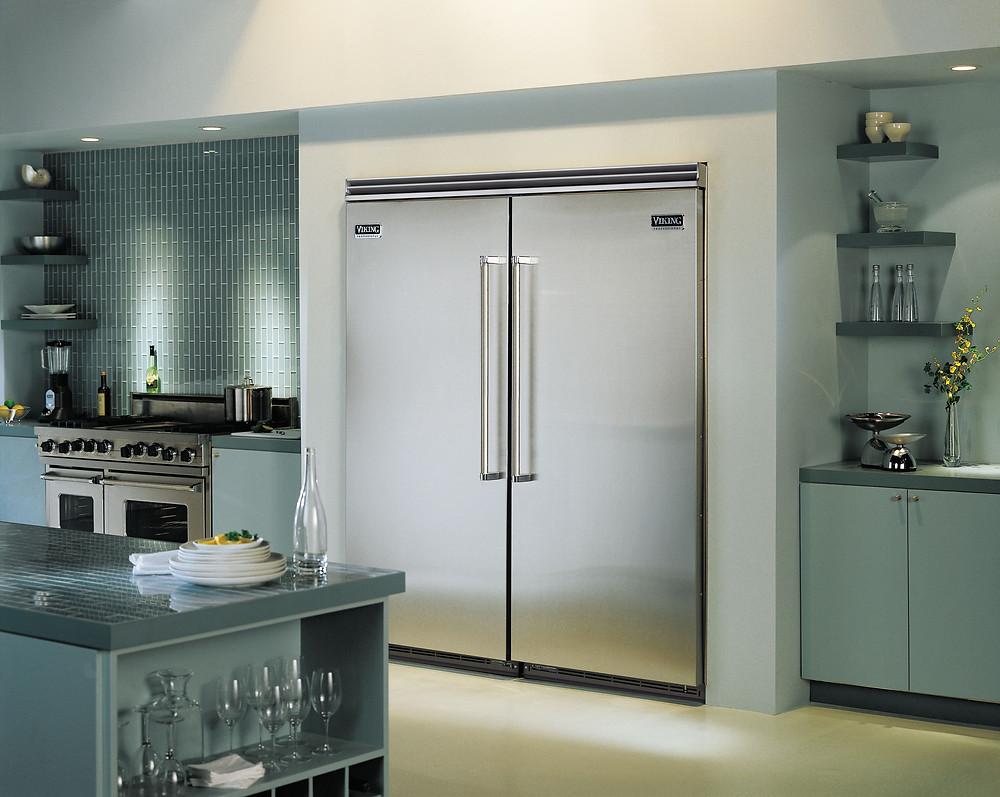 Viking Bulit-in Refrigerator