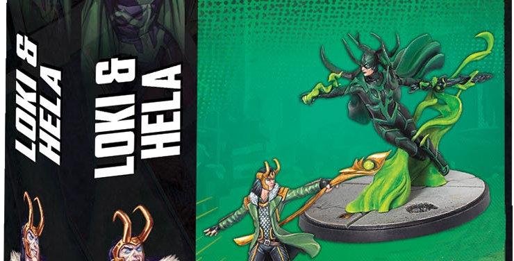 Loki and Hela