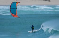 Swing Kiteboarding - Deon at CSF 1