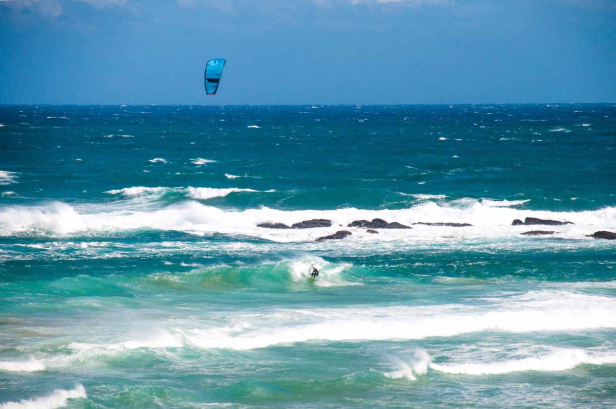 Swing Kiteboarding - Sards 1